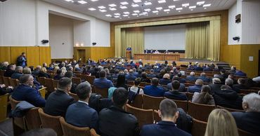 ПСРМ приняла декларацию по итогам заседания Республиканского совета.