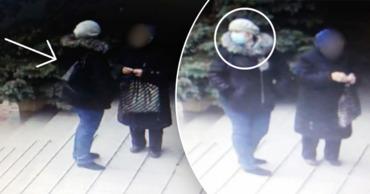 Полиция разыскивает злоумышленницу, обманывающую стариков.