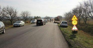 Ребёнка, пострадавшего в ДТП в Кирсово, перевезли в столичную больницу.