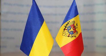 """Украина намерена строить с Молдовой """"прагматические отношения""""."""