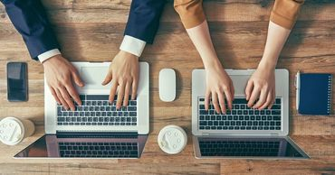 МВД предупреждает о необходимости соблюдения мер безопасности при работе в режиме онлайн.