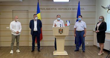 """В Pro Moldova """"осуждают антидемократическое поведение руководства ПСРМ""""."""