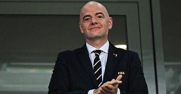 Президент Международной федерации футбола (FIFA).
