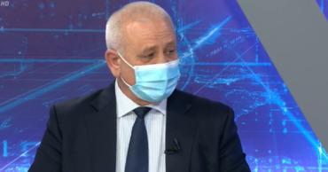 Депутат Платформы DA Кирилл Моцпан.