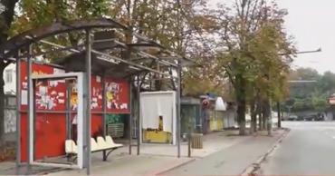 Сейчас в Кишиневе более 700 остановок, из них около 350 — в виде павильонов.