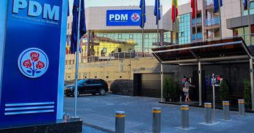 Участок перед бывшим офисом ДПМ был в пользовании компании Балдовича.