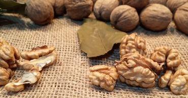В Молдове цены на ядро грецкого ореха низкого качества начали снижаться.