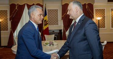 Тофилат: Додон и Плахотнюк будут преследоваться по делу о закупке энергии в 2008.