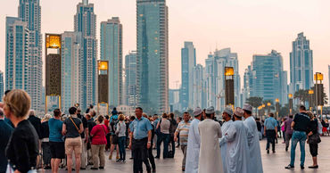 Саудовская Аравия построит город без дорог и машин.
