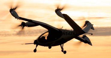 Беспилотное аэротакси Joby Aviation совершило полет на расстояние 241 км.
