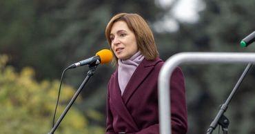 Санду проведет онлайн-конференцию с гражданами Молдовы, проживающими в Италии. Фото: Point.md.