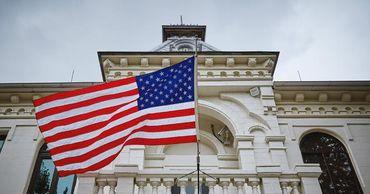 Посольство США в Кишиневе. Фото: unimedia.md
