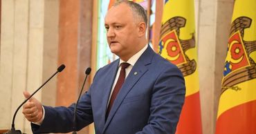 Додон: Молдова может полностью запретить экспорт зерна.