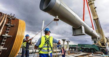США призывают Германию согласиться с санкциями в отношении Газпрома.