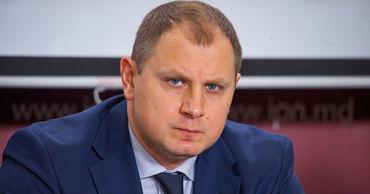 Штефан Глигор объявил о создании политической партии. Фото: Point.md.