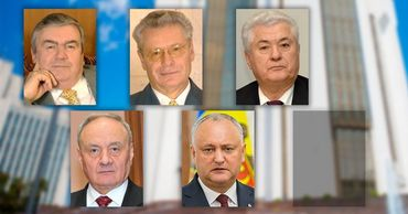 Президент, которого изберут в ноябре, станет шестым в истории Республики Молдова.