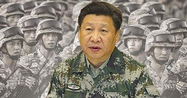 Лидер Китая призвал армию страны готовиться к войне.