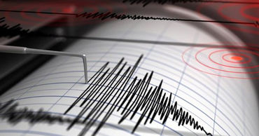 Вблизи Молдовы произошло землетрясение магнитудой 3,5 балла