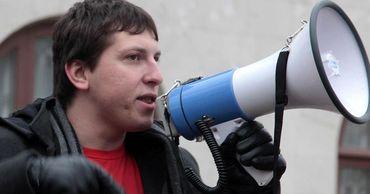 Павел Григорчук, гражданский активист.