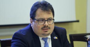 Посол ЕС в Молдове Петер Михалко.