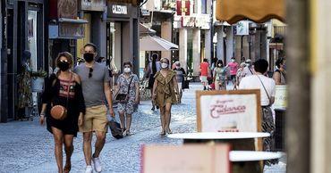 В Испании снова закрывают города из-за COVID-19. Фото: twitter.com.