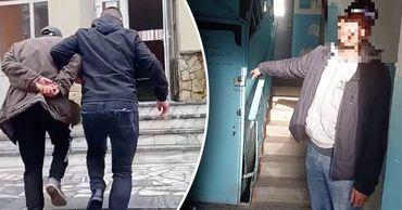 Полиция задержала жителя столицы за совершение нескольких краж. Фото: Point.md.