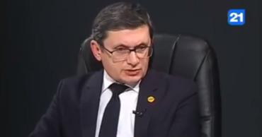 Председатель фракции PAS Игорь Гросу.