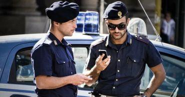В Италии полиции пришлось успокаивать двух уроженцев Молдовы