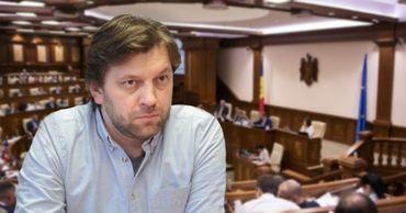 Алайба заявил, что молдавским депутатам увеличили зарплату на 4 тысячи леев. Фото: Point.md.