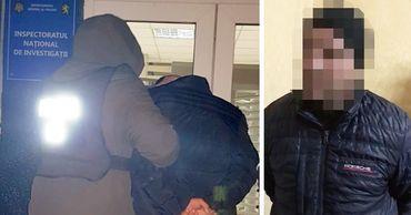 Мужчин были задержаны сотрудниками полиции 17 декабря. Фото: Point.md.
