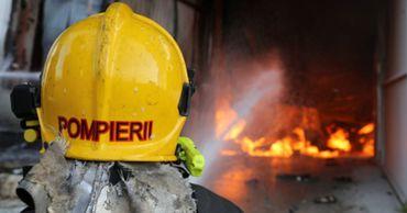 Пожар на складе лакокрасочных материалов ликвидирован через сутки.