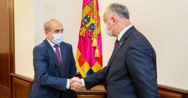 Посол Армении в Молдове завершил свою дипмиссию в нашей стране.