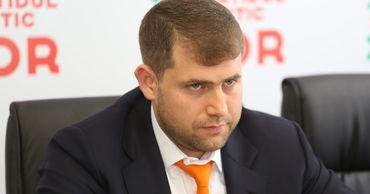 "Председатель партии ""Шор"" Илан Шор."