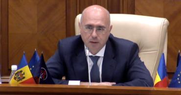 Лидер Демократической партии Молдовы Павел Филип.