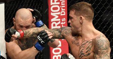 Порье нокаутировал Макгрегора на UFC 257.