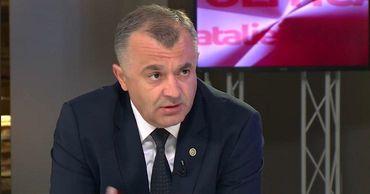 Премьер-министр Республики Молдова Ион Кику.
