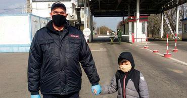 МВД Приднестровья помогло 8-летнему жителю Кишинёва вернуться домой.