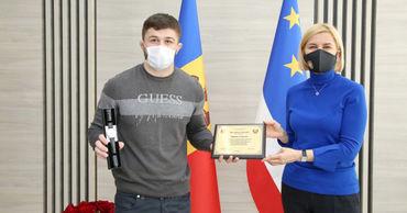 Ирина Влах заверила в поддержке призера Кубка мира Георгия Рубаева накануне Олимпиады.