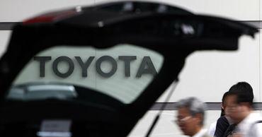 Toyota отзывает 3,4 миллиона машин по всему миру.