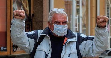 В Украине зафиксированы 3 новых случая излечения от коронавируса.
