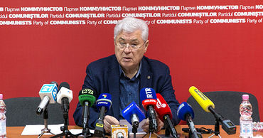 Бывший президент РМ Владимир Воронин.