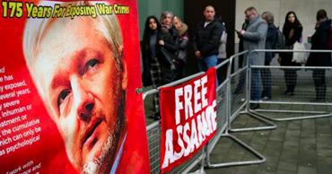 В Лондоне стартуют слушания по делу об экстрадиции Ассанжа в США.