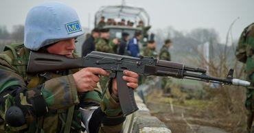 Представитель Тирасполя настаивает на увеличении число миротворцев до 4,2 тыс военнных.