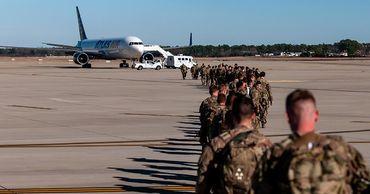 В Пентагоне рассказали о беспрепятственном выводе войск из Афганистана.