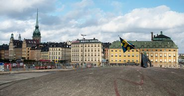 Швеция изменила стратегию борьбы с COVID-19 из-за роста заболеваемости. Фото: ria.ru.