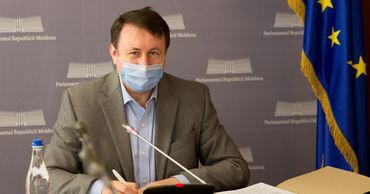 Аудит выявил неэффективное управление госпредприятий Apele Moldovei. Фото: parlament.md.