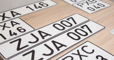 Пункт регистрации автомобилей в Тирасполе был открыт 3 июня.