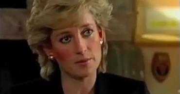 Принцессу Диану обманули, чтобы она дала скандальное интервью.
