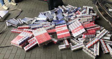 Таможенники пресекли очередную попытку контрабанды сигарет.