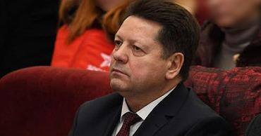 Депутат Штефан Гацкан.